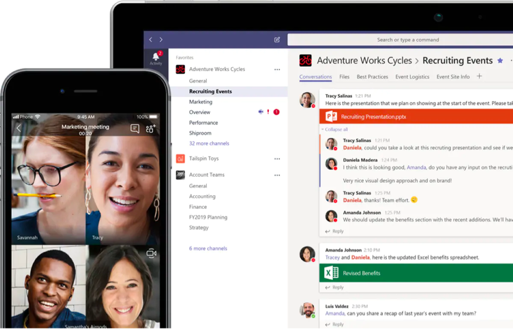 Microsoft Teams with Enhanced security- Latest Features