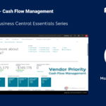 Vendor Priority -Dynamics Business Central